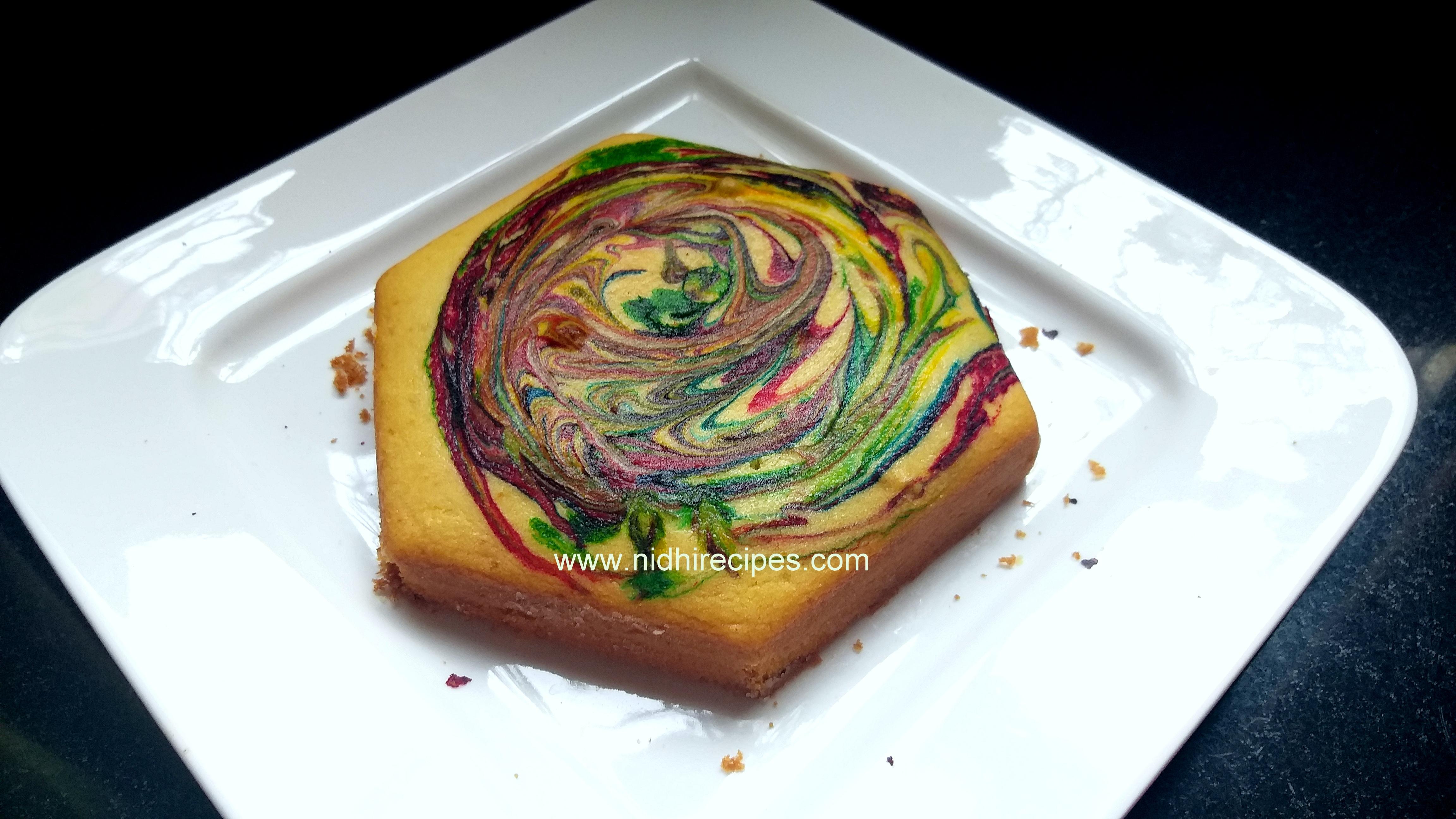 Healthy Sponge Cake